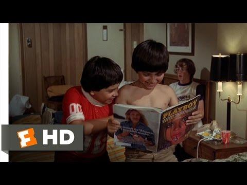 Bad News Bears 2 (4/10) Movie CLIP - Playboy Magazine (1977) HD