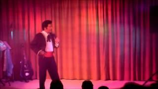 Chris Field as Elvis - Suspicion