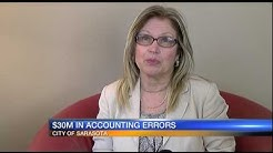 City of Sarasota employee under investigation after $30M in accounting errors