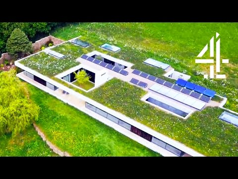The Camouflaged Artist Studio In The Hill | Grand Designs: House Of The Year