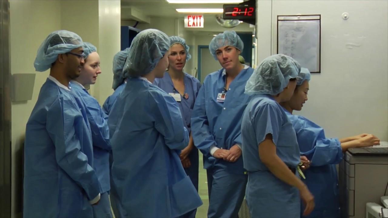 HSS Orthopedic Residency Program - Residency Training