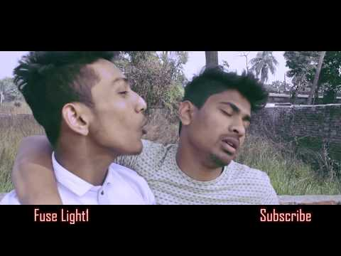 ajaira paglami with friend || ronju south || akash || alamin|| Fuse light1 production 2018