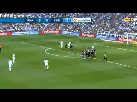Real Madrid vs Cordoba 25 08 2014 All Goals and Highlights | LINK