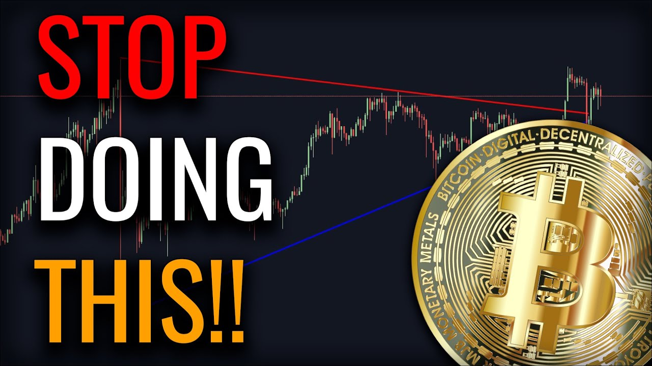 THIS IS VERY IMPORTANT! - BITCOIN BROKE OUT AND THIS TRADING TIP IS VITAL!!