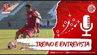 TREINO E ENTREVISTA | CARLOS RENATO | 05/06/2020