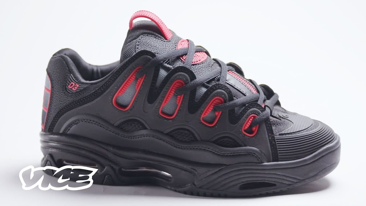 The Most Controversial Skate Shoe