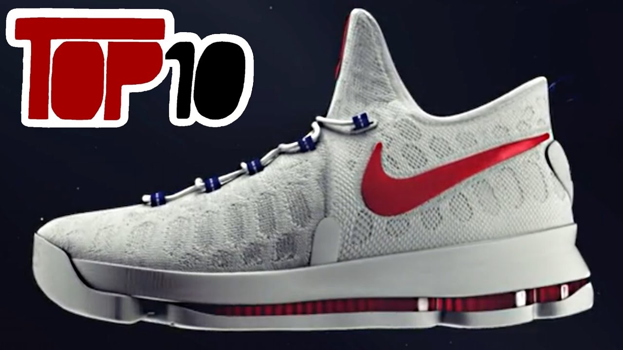 493bcf147c5 Top 10 Lightest Nike Basketball Shoes Of 2017 - YouTube