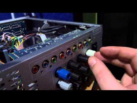 Cambridge Audio Azur 540R DTS Surround Amplifier Repair - SYNTHEMATIX
