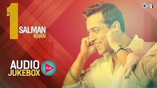 Superhit Salman Khan Songs Non Stop | #1 Salman Khan Audio Jukebox | Full Songs