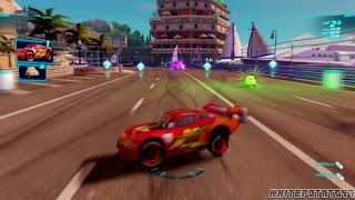 Cars 2: The Video Game | Lightning McQueen - Casino Tour! | WhitePotatoYT!