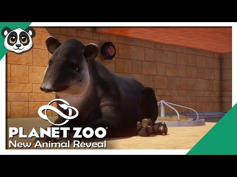 New Animal Reveal | Planet Zoo |
