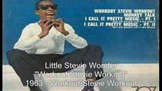 Stevie Wonder - Workout Stevie Workout