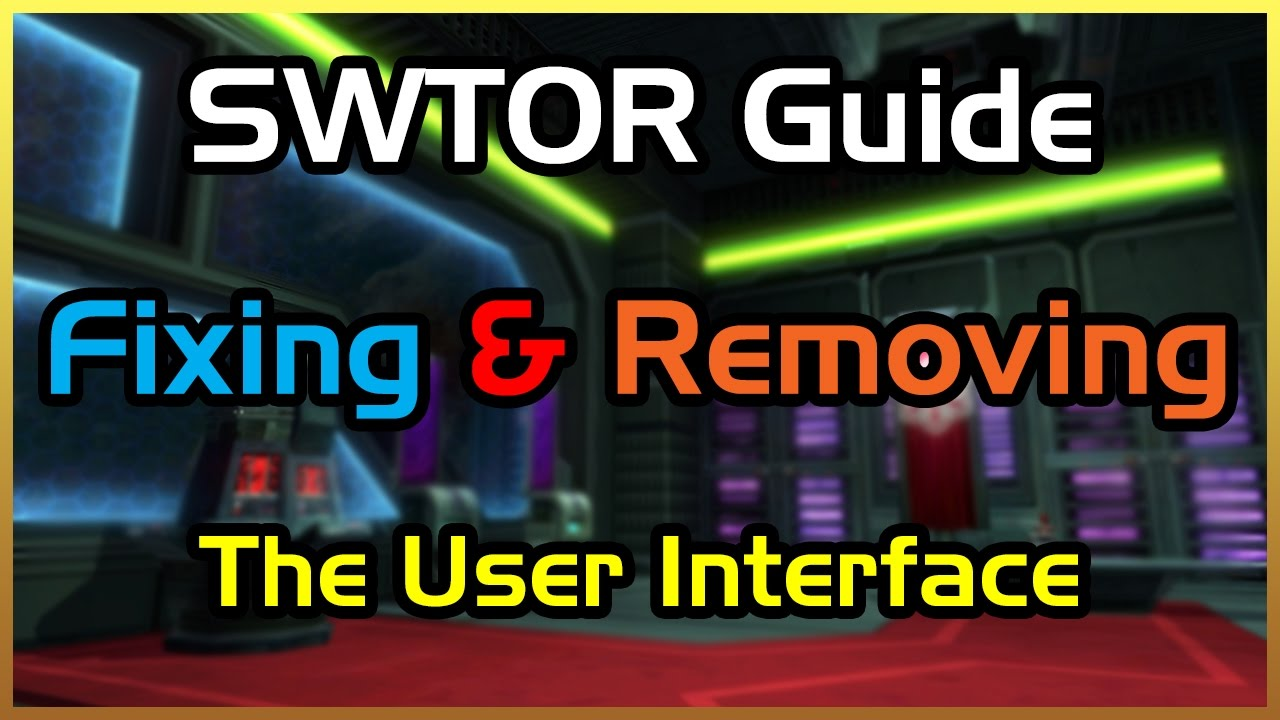 General Purpose : SW:TOR Interfaces