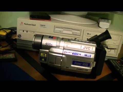 JVC GR-SXM735 Super VHS-C Camcorder