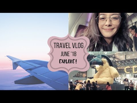 TRAVEL VLOG: Exploring Doha