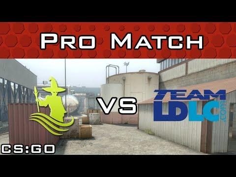 Wizards vs Team LDLC