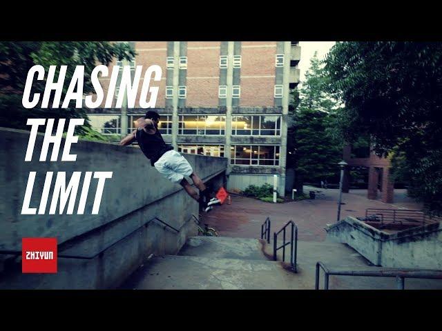 Chasing the Limit | Zhiyun Crane Plus | Parkour | By Adventure Sports Media