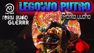 Lagu terbaru BRONTOYUDO (pandawa 5) cover legowo putro solah simo barong didukung restu audio glerrr