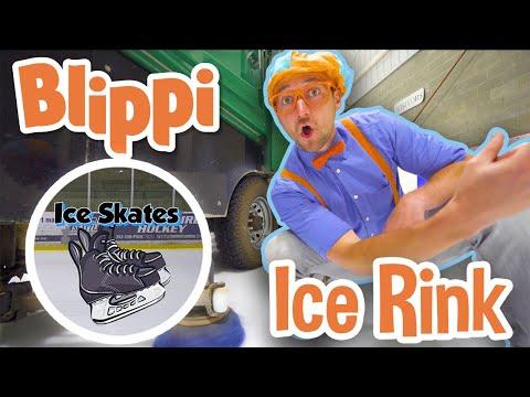 Blippi | Blippi Visits an Ice Rink + MORE ! | Song for Kids | Educational Videos for Kids