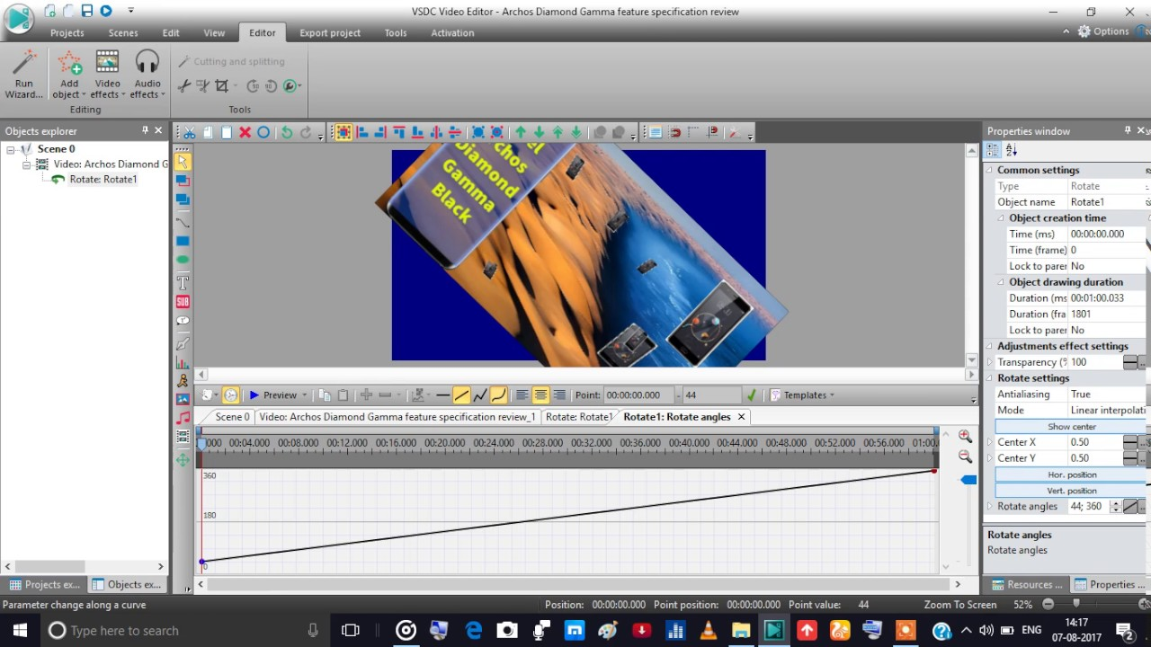 Accelereted zoom and pan how to apply transformation zoom and rotate accelereted zoom and pan how to apply transformation zoom and rotate vsdc part 8 ccuart Images