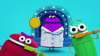 Ask the StoryBots: Turning Food Into Energy thumbnail