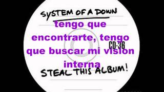 System of a down Innervision sub español