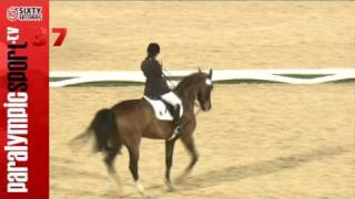 Equestrian at the Beijing 2008 Paralympic Games