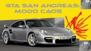 Cómo hacer un caos en GTA San Andreas