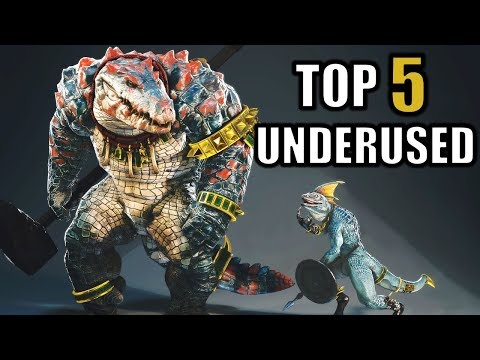 Top 5 Most Underrated Units Players Should Use More Often - Total War Warhammer 2