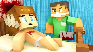 Minecraft Daycare - ESCAPING THE KILLER DOCTOR ?!