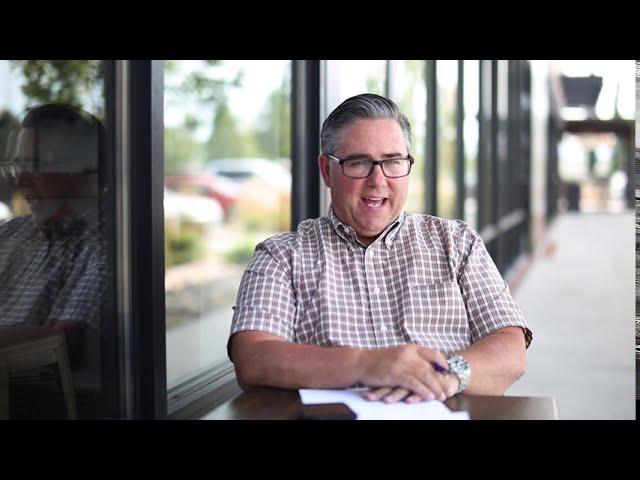 Vlog #40 - How I met Elder Jeffery Holland with Gregory Johnson