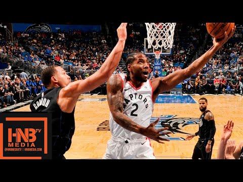 Toronto Raptors vs Orlando Magic Full Game Highlights | 11.20.2018, NBA Season