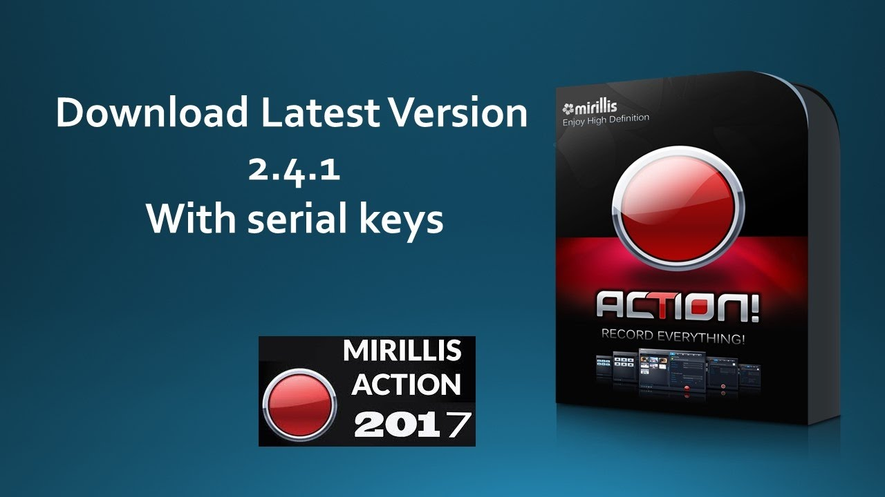 action screen recorder free download full version crack