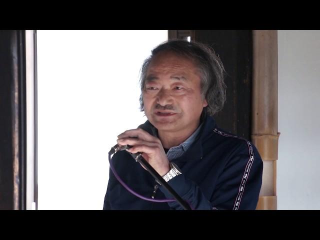 飯田俊人[今日の反核反戦展2018:リレートーク]