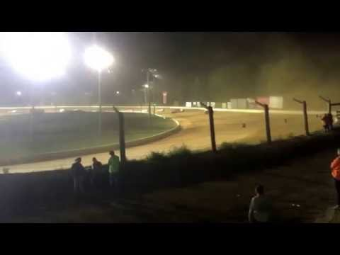 Roaring Knob Speedway: Fast Track Crate Latemodel Feature Race Saturday, September 3rd, 2016