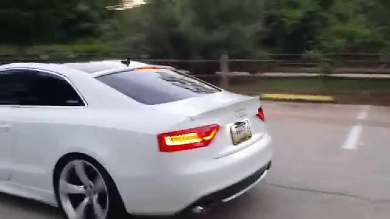2010 Audi A5 20t Apr Ko4 Youtube