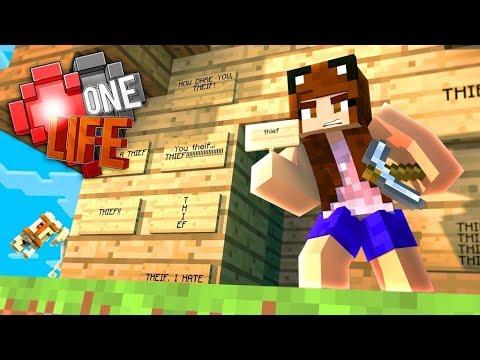 Getting REVENGE 😠   Minecraft One Life