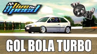 Live For Speed - Gol BOLA G2 1.0 Turbo G27