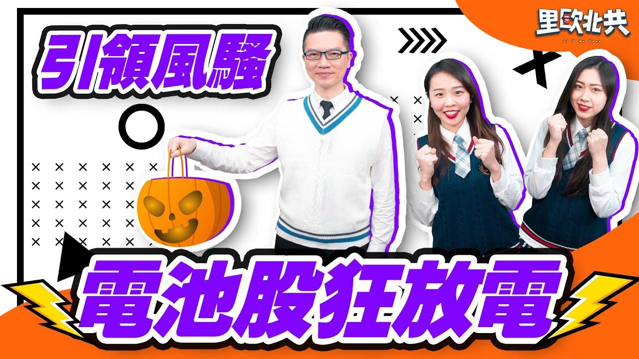 【里歐北共】引領風騷 電池股狂放電!
