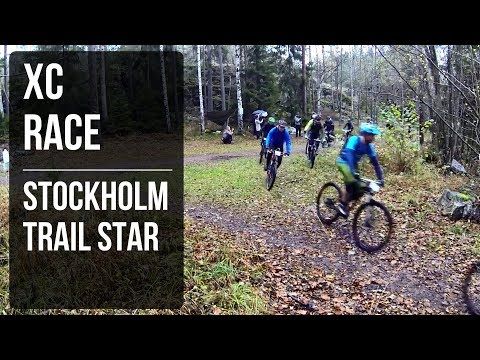 Stockholm Trail Star in Gömmaren