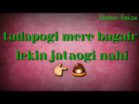 💝❤️imran hasmi best dialog WhatsApp state ❤️💝