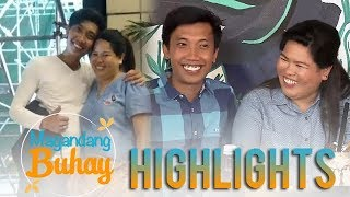 Magandang Buhay: Charlene reveals why she fell in love with Joven