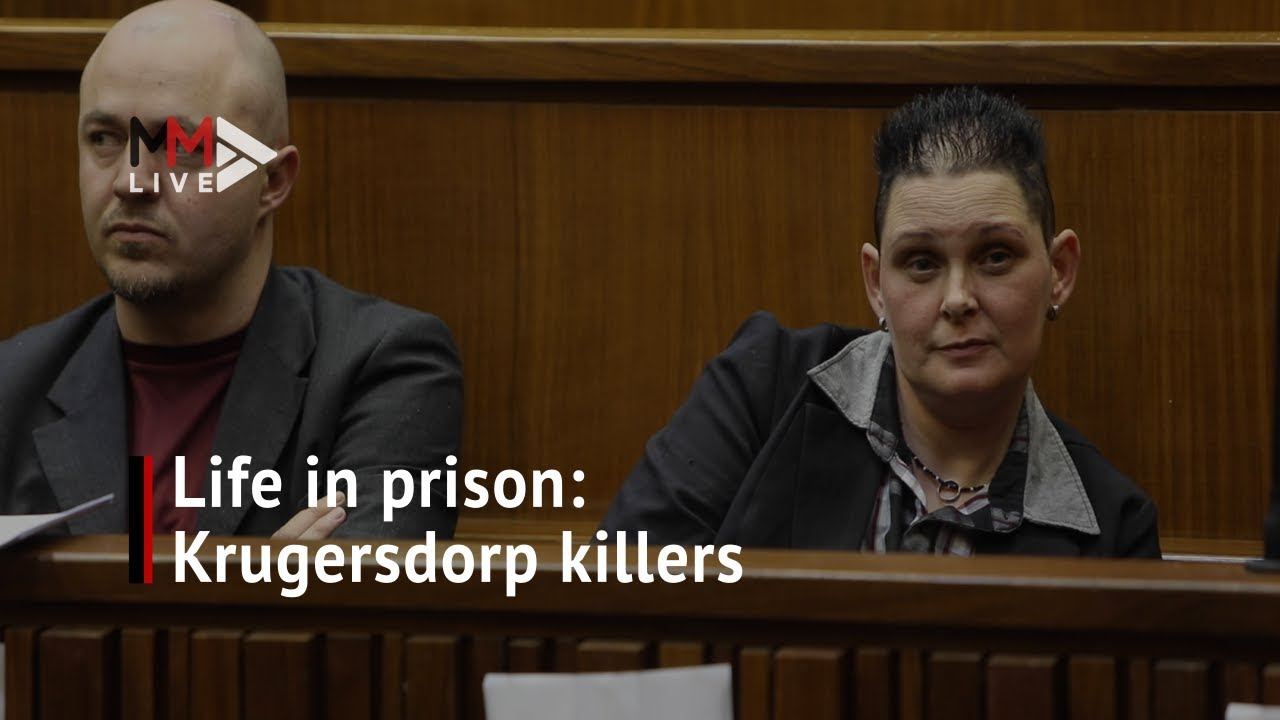Download The moment when the Krugersdorp killers get life imprisonment