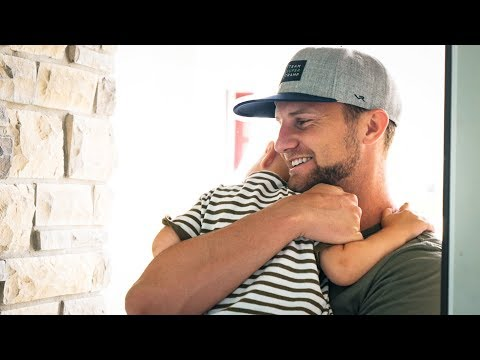 HE WAS SO STOKED TO SEE HIS DAD! // HENDERSTYLE