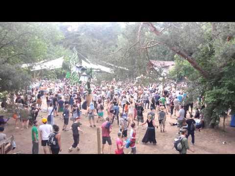 Fusion festival trancefloor 2015