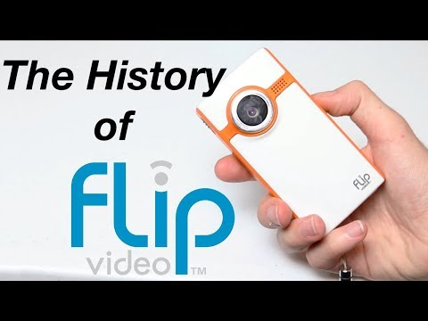 The History Of Flip: A Camera Company That Time Forgot