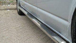 видео Купить тюнинг обвес Renault Laguna 2