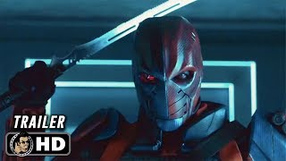 "TITANS Season 2 Official Teaser Trailer ""Deathstroke"" (HD) DC Universe"
