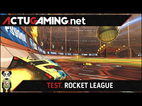 TEST. Rocket League sur PS4 : Goooooaaaaaalll !