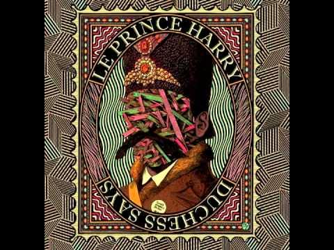LE PRINCE HARRY - EMBIRE